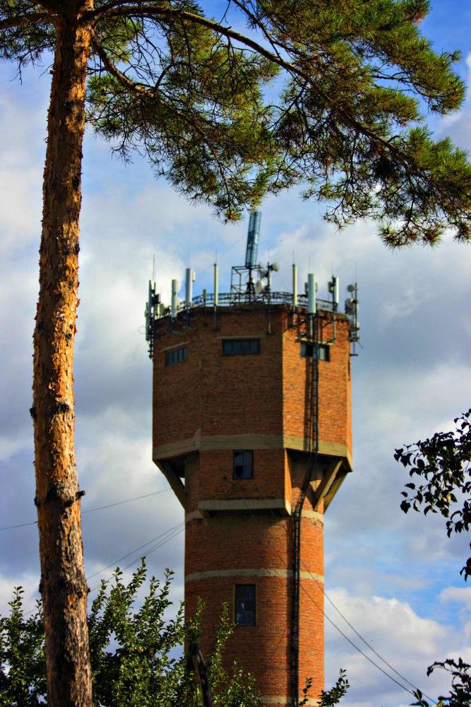 Башня+